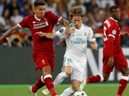 Real Madrid crush Liverpool 3-1 in UEFA Champions League
