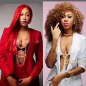 Check Out Hot Photos Of Cynthia Morgan When She Was Still Active In The Music Industry