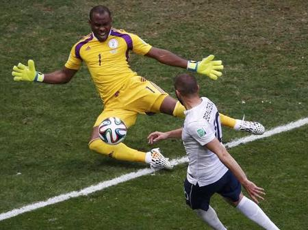 I was told to use black magic before a top game - Enyeama