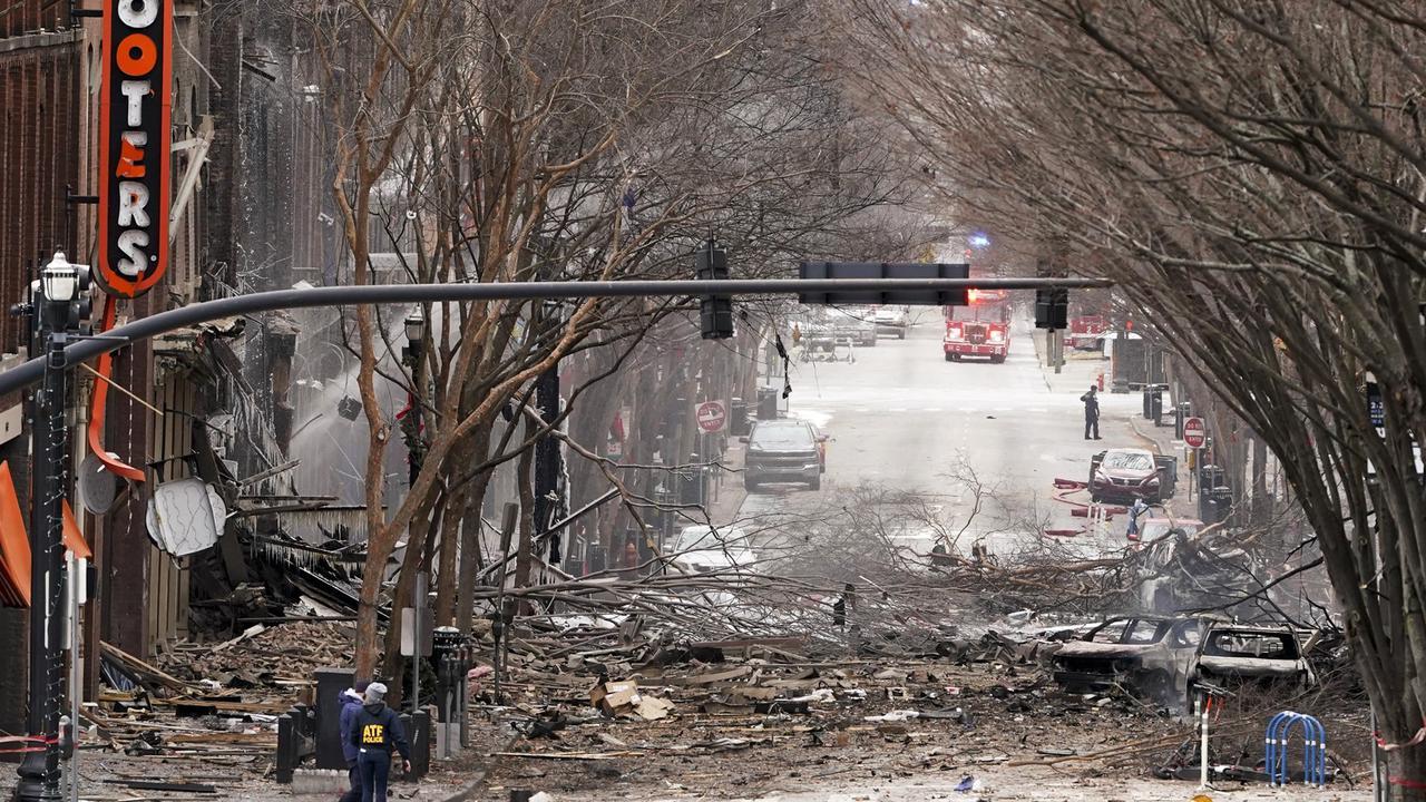 As Biden reflects on Nashville bombing, Trump says nothing