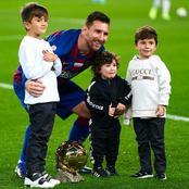 Football transfert/Messi prend t-il des cours de français en vue de signer au PSG ?