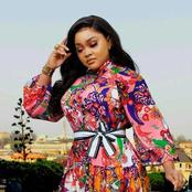 Actress Mercy Aigbe Replied To A Fan Who 'Tattooed' Her Name On His Arm