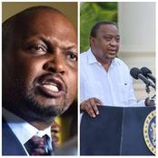 Dp Ruto Close Ally Blasts The President Uhuru Kenyatta After Dramatic Night Arrest
