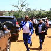 Irungu Kangata Points Out The Events That Happened to Him That Made Him Run to Where Ruto Was