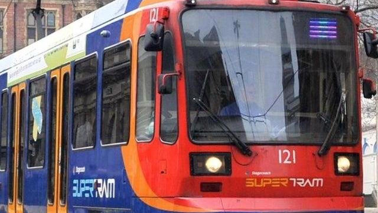 Supertram services in Sheffield to be 'ramped up' as city unlocks