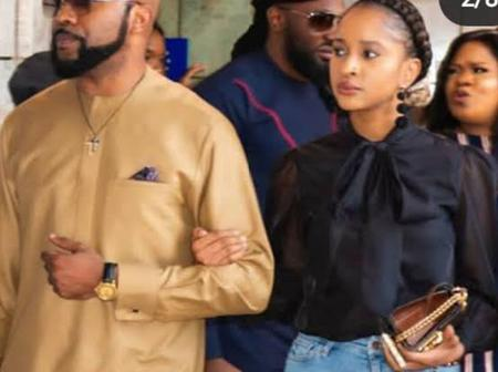 She would have been my Spec even when I was 10 - Banky W Gushes Over Wife