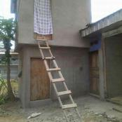 Funny houses built by African engineers