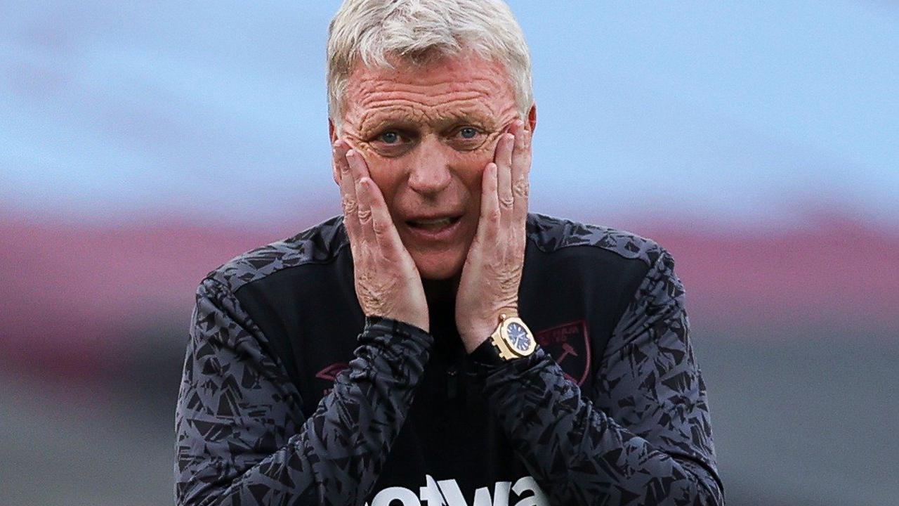 West Ham 0 Everton 1: Champions League hopes fading fast for Moyes after defeat
