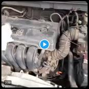 Reactions To Video Of A Police Officer Embarrassed Over A Vehicle Engine Number