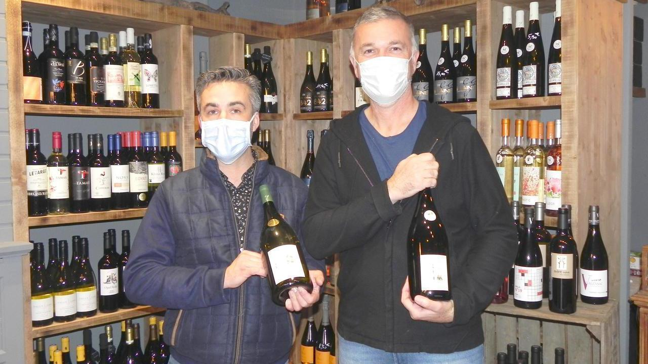 Un viticulteur et un sommelier s'associent pour ouvrir une cave à La Baule