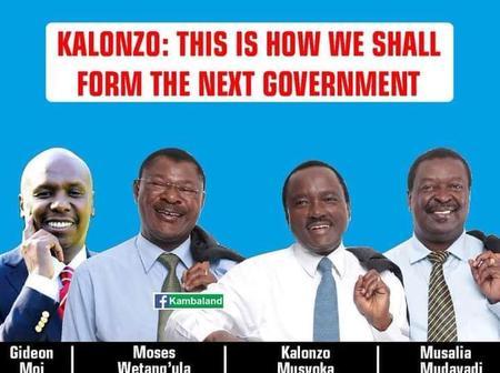 Uhuru Succession Takes Big 4 Horse Race