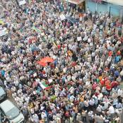 Take A Look At the Moroccan Protest That Took Place In 2011
