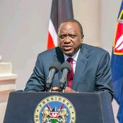 Good News To All Kenyans As The President Announce This on Petrol Price Rise