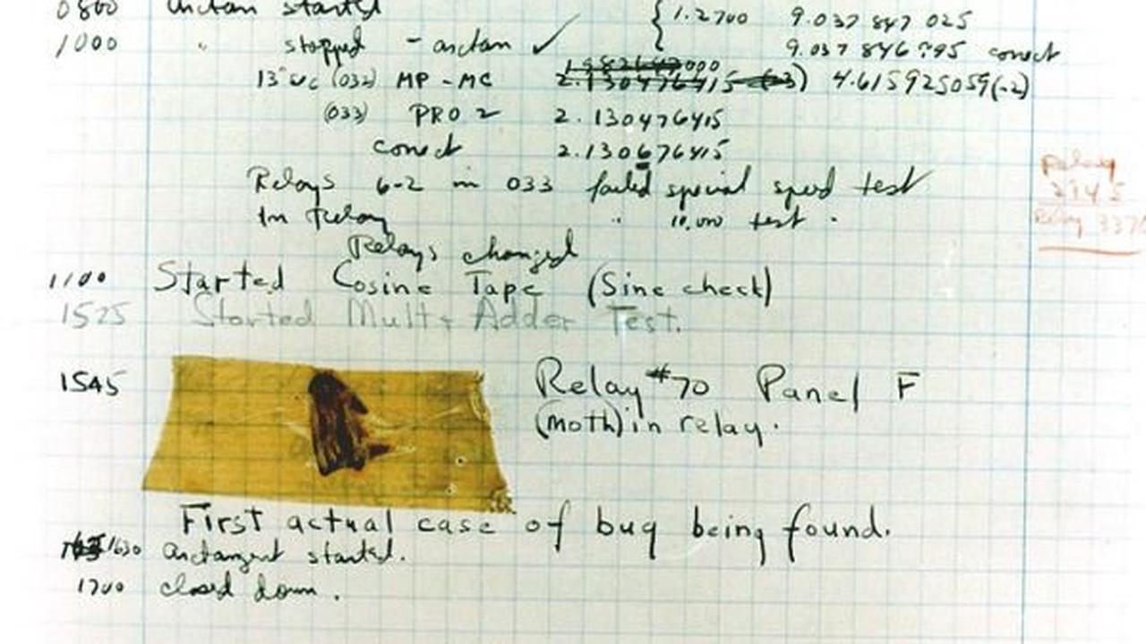Why Do We Call a Software Glitch a 'Bug'?