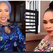 Finally Remi Surutu reveals why she slapped Fatiha Balogun publicly & not ready to reconcile with her
