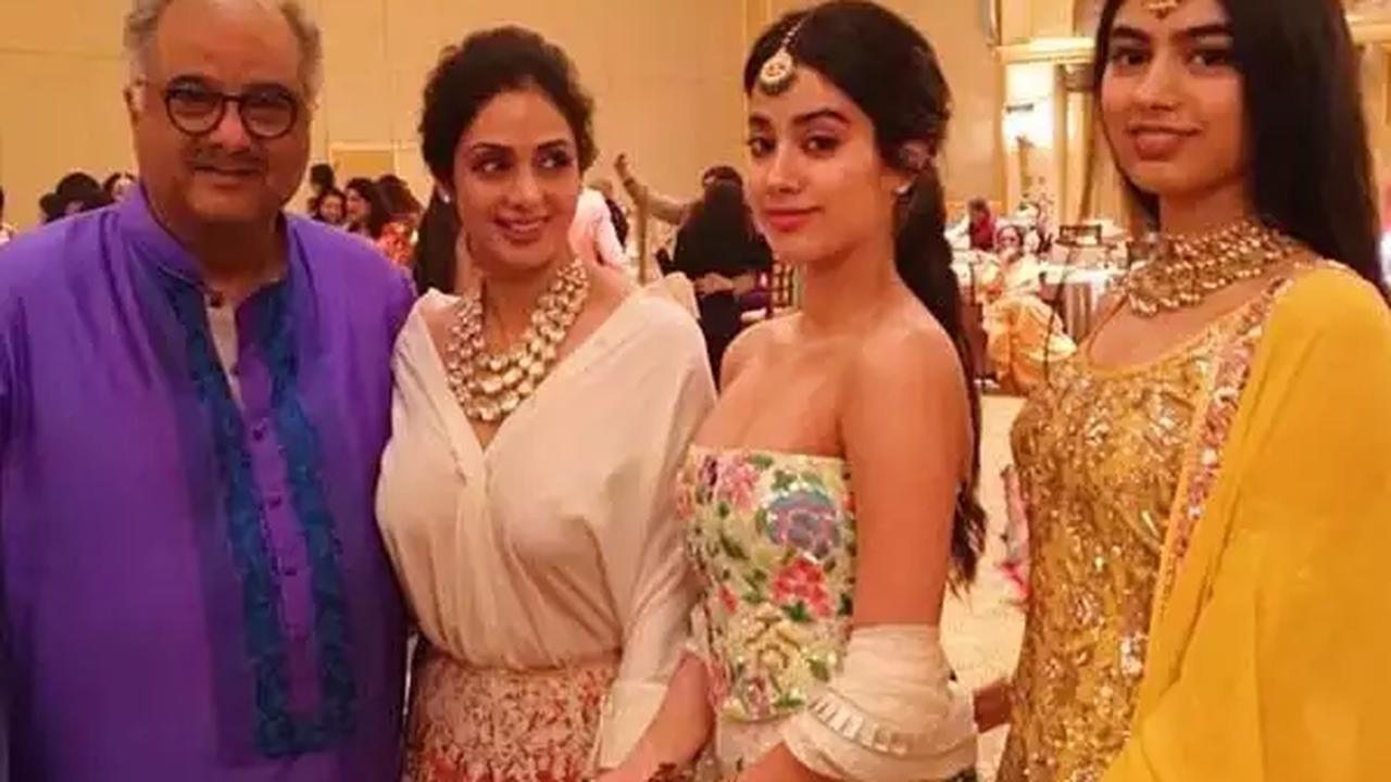 Exclusive: Janhvi Kapoor reveals the most important thing Sridevi, Boney Kapoor taught her