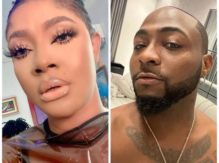 Check out what popular Nigerian actress Angela Okorie said about Davido.