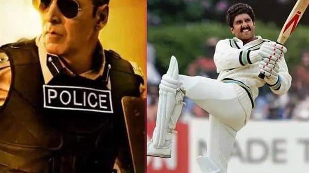 Confirmed! Ranveer Singh's '83 to release on Christmas, Akshay Kumar's Sooryavanshi pushed to 2021