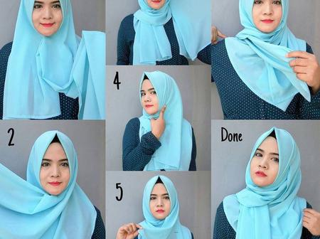 See These 46 Veils/Scarves Styles That Muslim Ladies Can Use As Inspiration To Style Theirs!