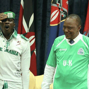 Ten Senior Politicians In Kenya Who Love Football And The Teams They Support