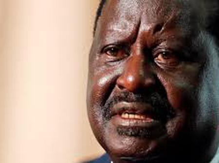 ''We Panicked On Raila's Health Status'' Ida Odinga Fianally Speaks