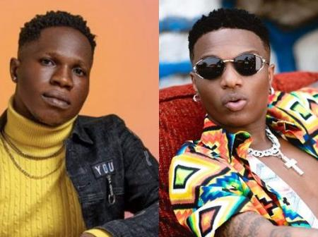 Meet The Singer Who Has Been Stealing Wizkid's Music To Earn N30 Million Per Month