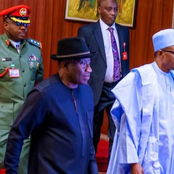 Reasons Why Goodluck Jonathan Supports Buhari's Efforts To End Insecurity