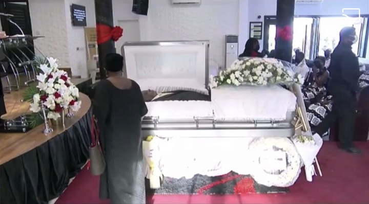 a5e68fab676040e3a830968d6d08a96e?quality=uhq&resize=720 - The Moment Actor Kojo Dadson's Coffin Was Opened For Filing Past & After It Was Closed For Burial