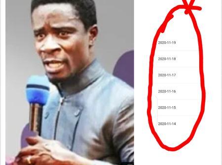 Evangelist Akwasi Awuah drops his list of suspected Fake pastors in Kumasi on Live TV program