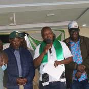 Majimbo Kalasinga Wins Kabuchai Parliamentary Elections