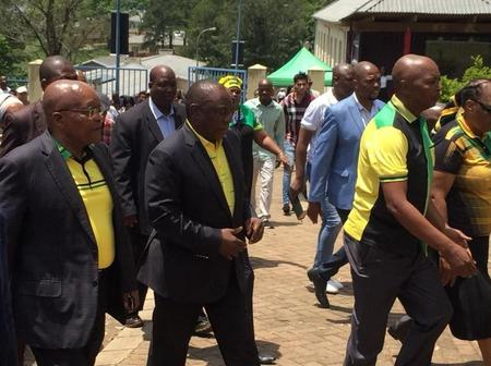 Civil Servants are Sacrificed by Ramaphosa, Tito and Senzo Mchunu.