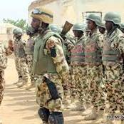 See Reactions As Nigeria Army Declared 101 Soldiers Wanted For Fleeing Boko Harram Attack in Borno