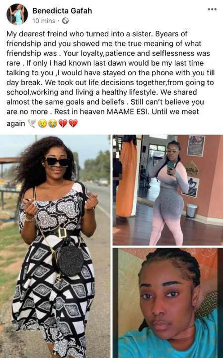 a60317a78a682a7a8af16f29a88d0296?quality=uhq&resize=720 - Benedicta Gafah Reveals A Strange Secret About Her Sister Who Died In A Motor Accident