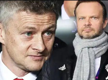 Checkout What Ed Woodward Said As He Breaks Silence On Solskjaer's Future At Man United.