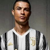 Check the amount Juventus Player, Cristiano Ronaldo earns weekly in Naira
