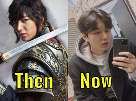 His Name Is Not Gu Jun-Pyo, See The Real Name Of This Handsome Korean Actor & His Recent Photos