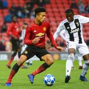 Back in 2019, this was how Mason Greenwood went close to joining C. Ronaldo at Juventus