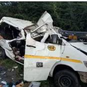 Just In; Accident claims two lives on the Buipe - Tamale Highway