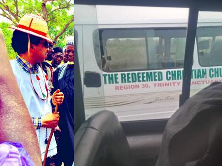 Senator Sheu Sani Reacts To The Kidnapping Of RCCG Members Going On Evangelism In Kaduna