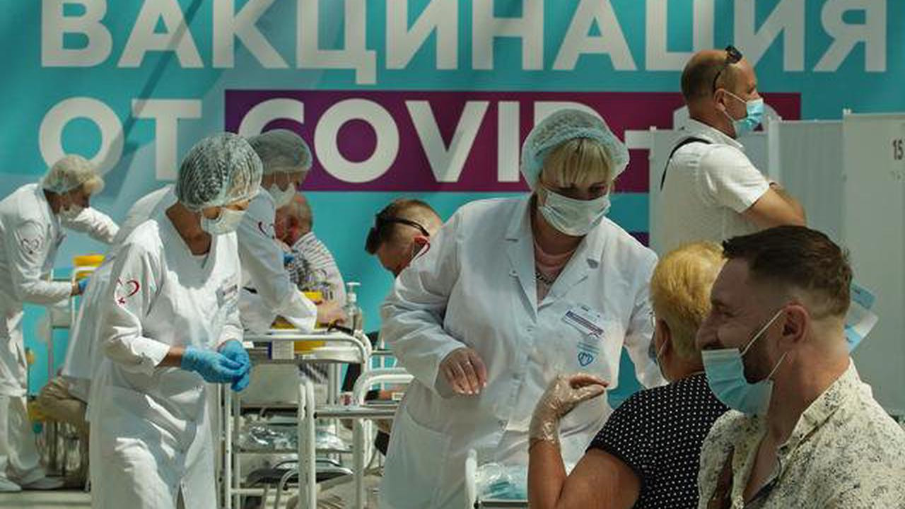 Russia reports highest daily COVID-19 case rise since early January