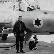 خطف طائرة عراقية وهبط بها في إسرائيل .. قصة الطيَّار الجاسوس منير روفا