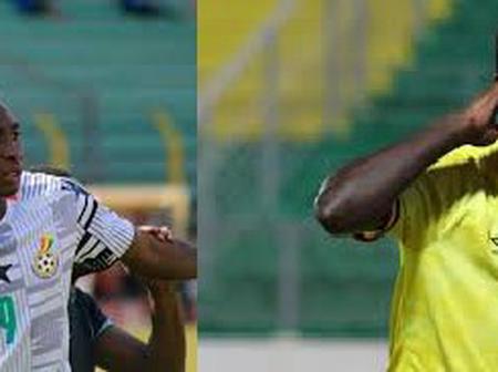 It's Boah Vrs Kakooza And Not Just Ghana Vrs Uganda