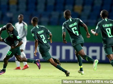 Liverpool, Man City Vying to sign Golden Eaglets Star