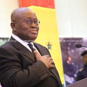 Akufo-Addo Finally Speak On The Legalization Of Same Sex Marriage In Ghana