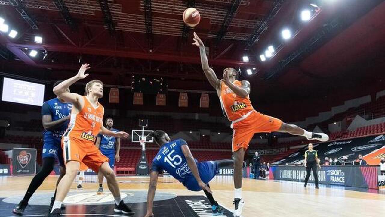 Basket. Élite : le quatre à la suite pour le MSB. Sport  - Marseille.maville.com