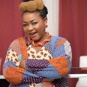 Lovely photos of a kumawood actress that's causing stir on social media.