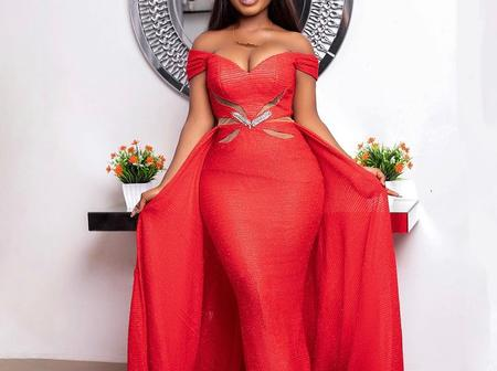 5 Times BBNaija Star, Esther Looked Stylish and Beautiful in Red (Photos)