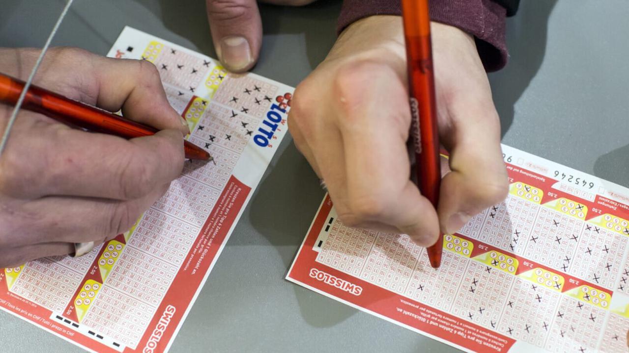 Glückspilz gewinnt 1,5 Millionen Franken im Schweizer Lotto