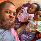 """""""I Never Knew This Would Be Our Last Picture"""", Man and Wife Cries Out After One of Their Twin Dies"""