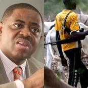 See What FFK Says Will Happen If The North Decides To Block Food Supplies To South
